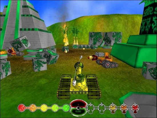 Игры танки онлайн 1 версия