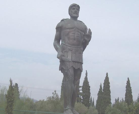 Победа греков при Марафоне