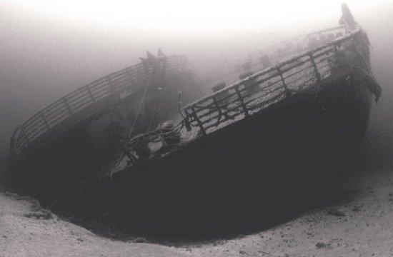 подводная челн на днепре
