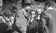 Эрнст Толлер биография, фото, истории - немецкий поэт, драматург, революционер, антифашист, глава Баварской Советской Республики, одна из ярчайших фигур экспрессионизма