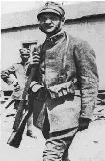 poesia ungaretti soldati