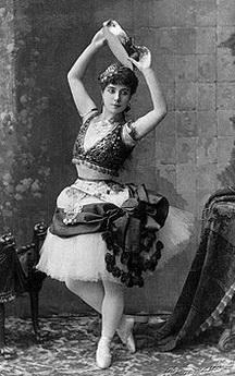 Карлотта Брианца биография, фото, истории - итальянская балерина, позднее балетный педагог