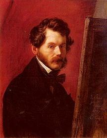 Фридрих фон Амерлинг биография, фото, истории - австрийский художник
