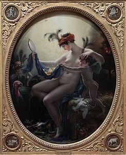 Мадемуазель Ланж биография, фото, истории - французская актриса, светская красавица, куртизанка, модель